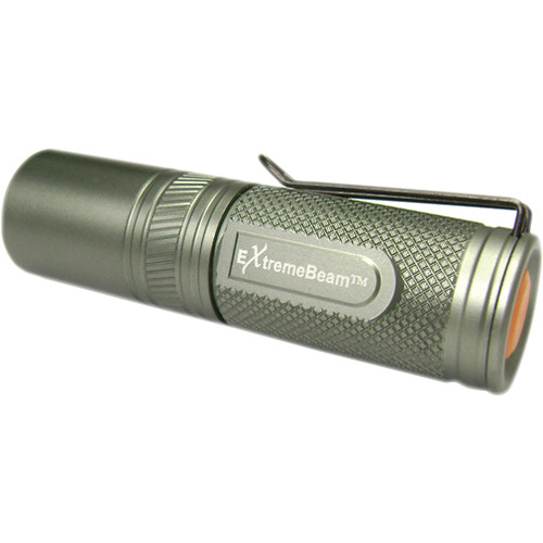 ExtremeBeam Alpha-Tec S.A.R. 5 LED Flashlight (Orange Button)
