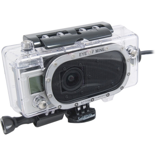 Eye Of Mine GoPro HERO3 Underwater HDMI Video Out Housing for GoPro HERO3 and HERO3+