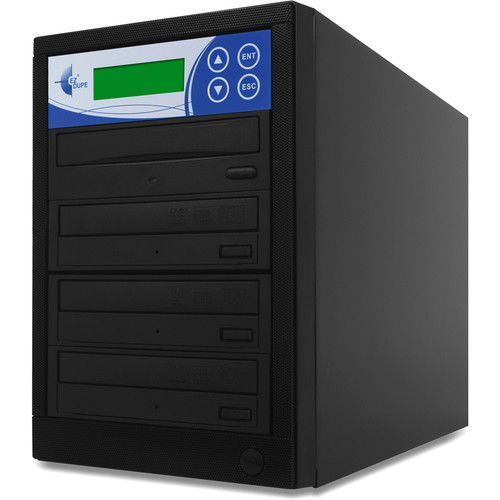 EZ Dupe 3-Copy 16x Blu-ray, DVD, and CD Duplicator