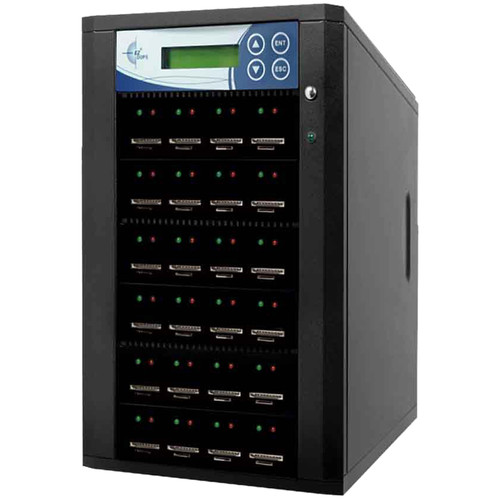 EZ Dupe 23 Target SD and microSD Duplicator