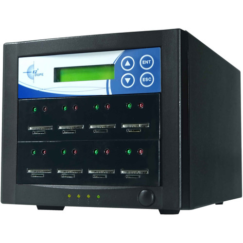 EZ Dupe 7 Target SD and microSD Duplicator