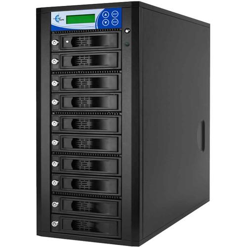 "EZ Dupe 9 Copy 3.5"" SATA Hard Drive Duplicator"