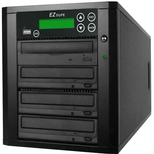 EZ Dupe Media Maven 3-Copy DVD, CD, and USB Duplicator