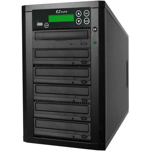 EZ Dupe Media Maven 5-Copy DVD, CD, and USB Duplicator