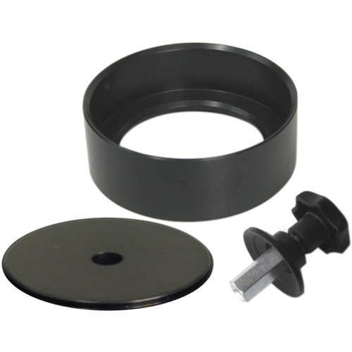 EZ FX 150mm Half Ball Adapter Ring and Plate for EZ Jib