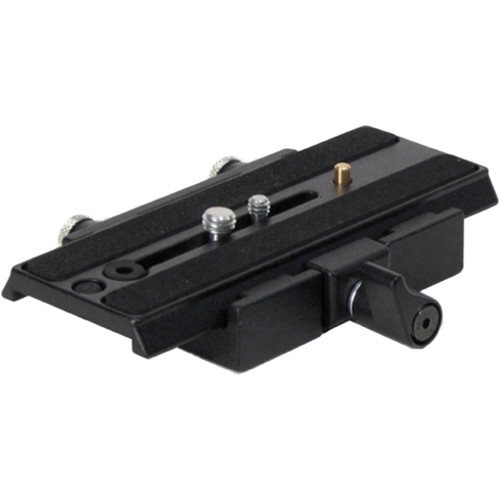 EZ FX Quick Plate for Select Manfrotto Tripod Wedge Plates