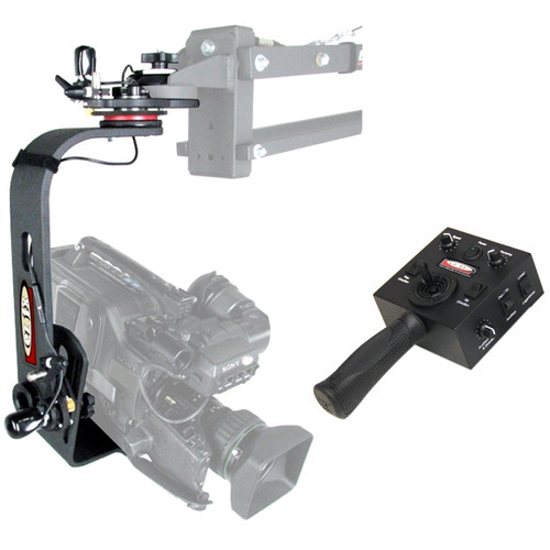 EZ FX EZ Head Lite RPT 25 Remote Control Pan/Tilt Head