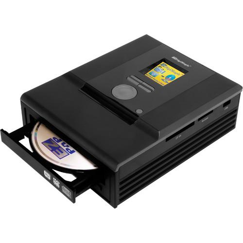 EZPnP Technologies DM550-P20 CD/DVD Burner (with Viewing Screen)