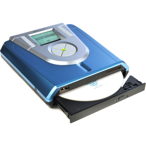 EZPnP Technologies EZDigiPod DP-330N MP3/FLAC/WAV to Audio CD Converter