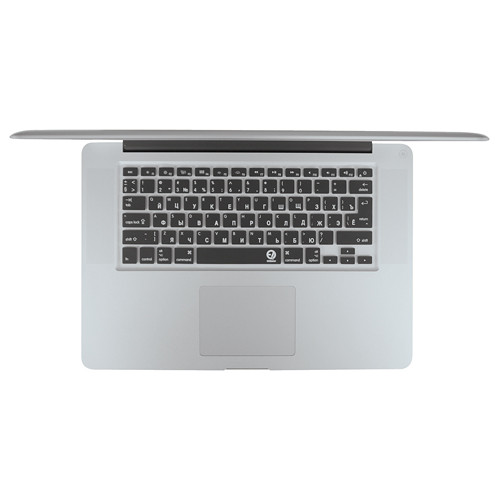 "EZQuest Russian Keyboard Cover for MacBook, 13"" MacBook Air, MacBook Pro, or Apple Wireless Keyboard"