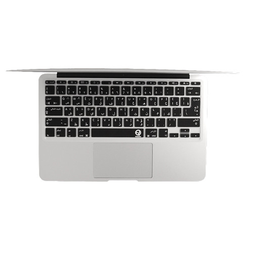 "EZQuest Arabic/English Keyboard Cover for 11"" MacBook Air"