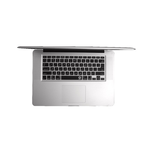 """EZQuest Hebrew/English Keyboard Cover for the Apple MacBook Air 11"""""""