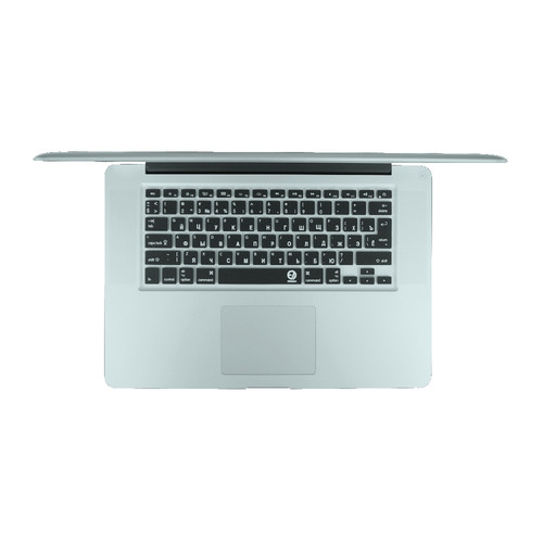 """EZQuest Russian Keyboard Cover for the Apple MacBook Air 11"""""""