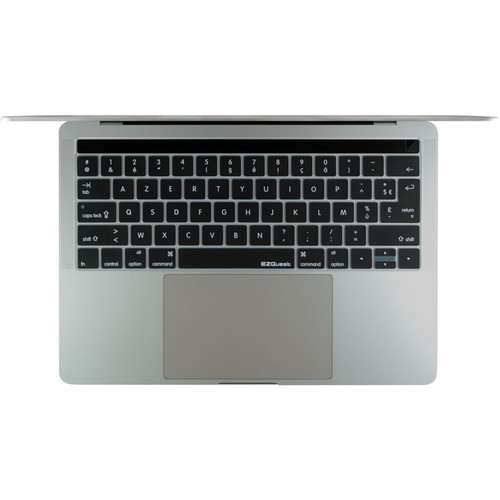 """EZQuest French Keyboard Cover for the 13.3"""" & 15.4"""" MacBook Pro with Touch Bar (Late 2016)"""