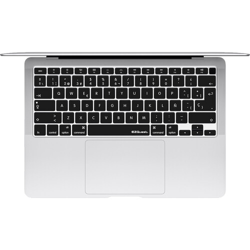 EZQuest Spanish Keyboard Cover for Macbook Air 2020
