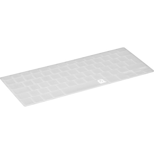 """EZQuest Invisible Ice Keyboard Cover for MacBook, MacBook Air, and MacBook Pro (13"""" and larger), or Apple Wireless Keyboard"""
