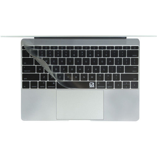 "EZQuest Invisible Keyboard Cover for 12"" MacBook"