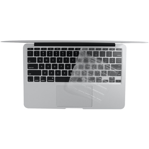 "EZQuest Invisible Keyboard Cover for the 13.3"" MacBook Pro without Touch Bar (Late 2016) & 12"" MacBook (Early 2016)"