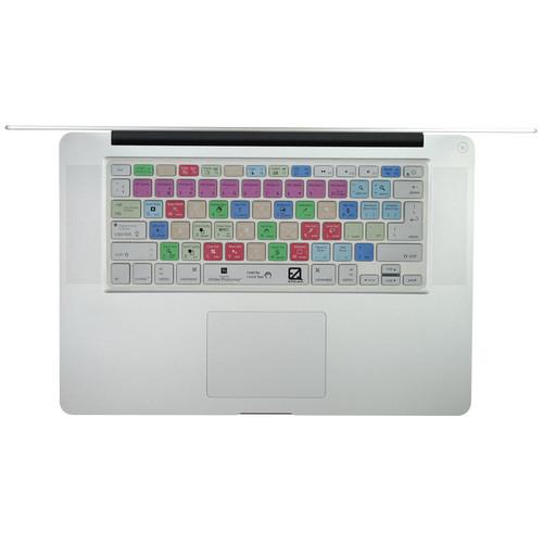 EZQuest Adobe Photoshop Keyboard Cover for MacBook, MacBook Air, MacBook Pro, and Apple Wireless Keyboard