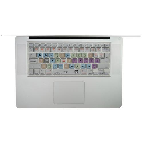 EZQuest Apple Final Cut Pro X Keyboard Cover for MacBook, MacBook Air, MacBook Pro, and Apple Wireless Keyboard