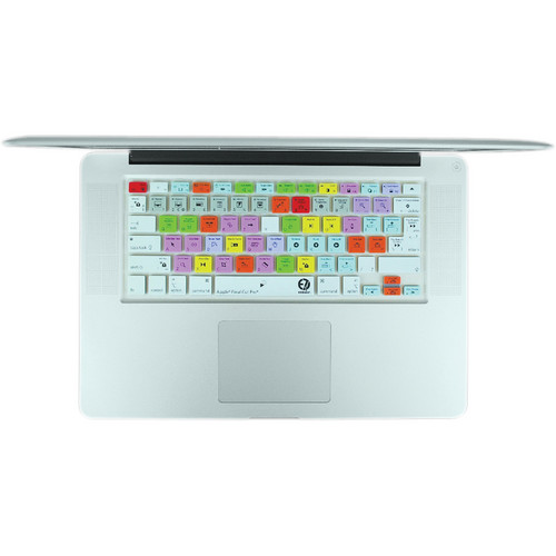 "EZQuest Final Cut Keyboard Cover for Apple MacBook, MacBook Air 13"", MacBook Pro & Wireless Keyboard"