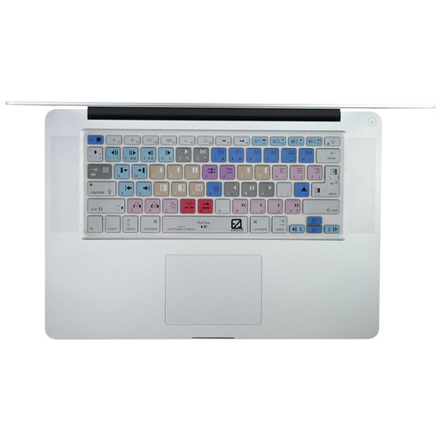 EZQuest Avid Media Composer Keyboard Cover for MacBook, MacBook Air, MacBook Pro, and Apple Wireless Keyboard