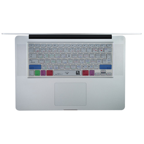 EZQuest Apple Logic Pro X Keyboard Cover for MacBook, MacBook Air, MacBook Pro, and Apple Wireless Keyboard