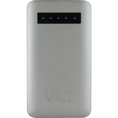EZQuest Volt 9000 Duo Portable Charger (Silver)