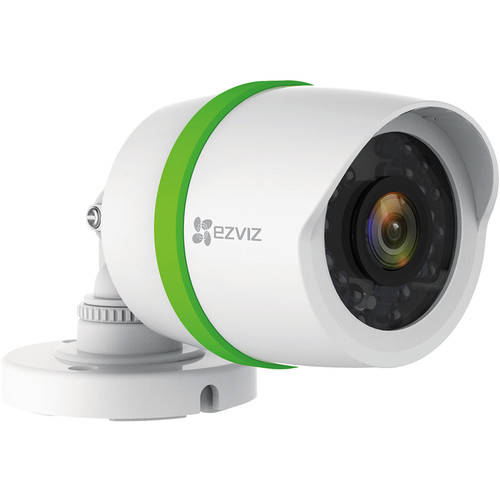 ezviz BA-221B 1080p Outdoor Bullet Camera with Night Vision and Video/Power Cable
