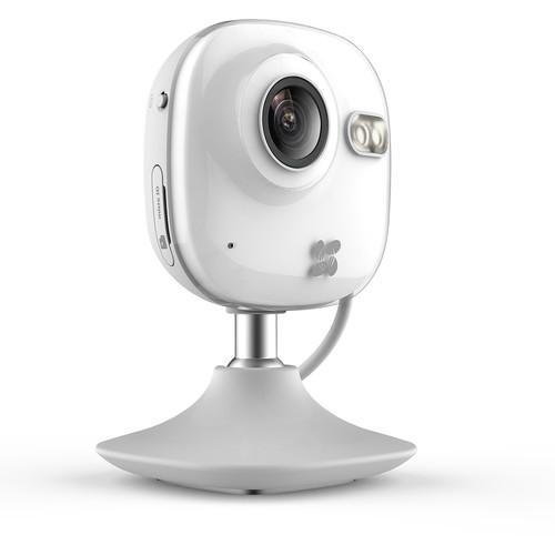 ezviz CV-100 720p Wi-Fi Mini Camera with Night Vision and 16GB microSD Card