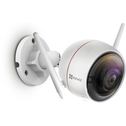 EZVIZ C3W ezGuard Plus 1080p Outdoor Wi-Fi Bullet Camera with Night Vision