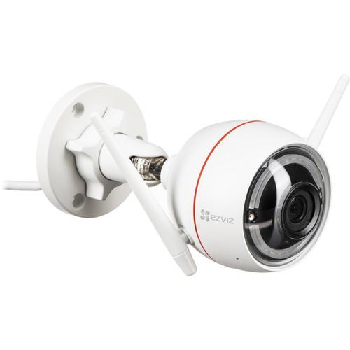 Ezviz C3W ezGuard 720p Outdoor Wi-Fi Bullet Camera with Night Vision