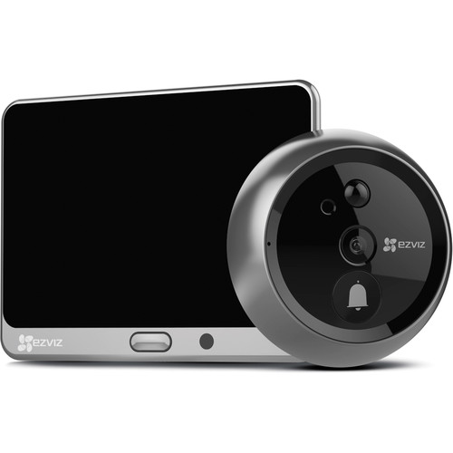 ezviz DP1 Wi-Fi Smart Door Viewer Video Intercom