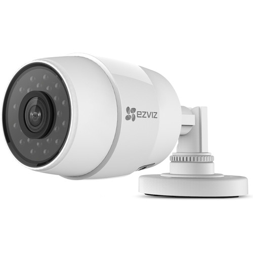 ezviz CS-CV216 Husky C 720p Outdoor Wi-Fi Night Vision Bullet Camera & 16GB microSD Card Kit