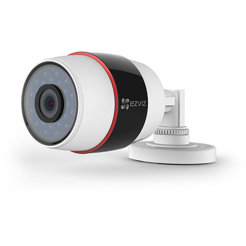 ezviz CV-210 Husky 1080p Outdoor Wi-Fi Bullet Camera with Night Vision & 16GB microSD Card