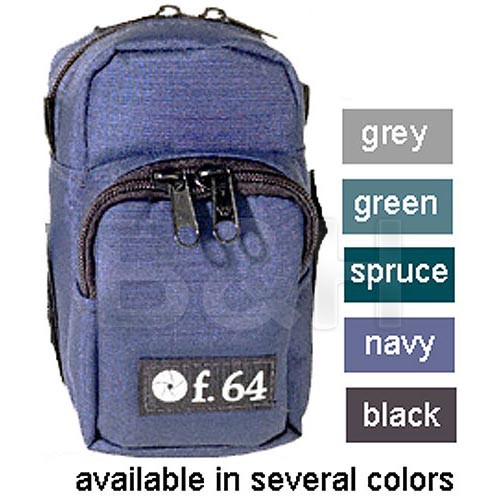 f.64 AS Action Pouch, Small - Black