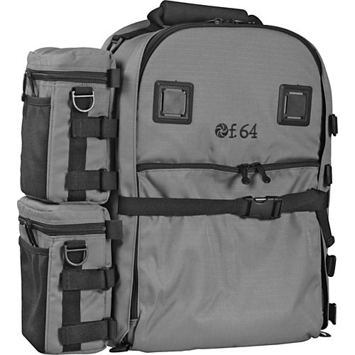 f.64 BP Large Backpack (Gray)