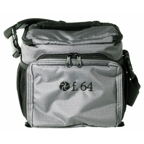 f.64 SG Convertible Shoulder Bag and Hip Pack (Black)