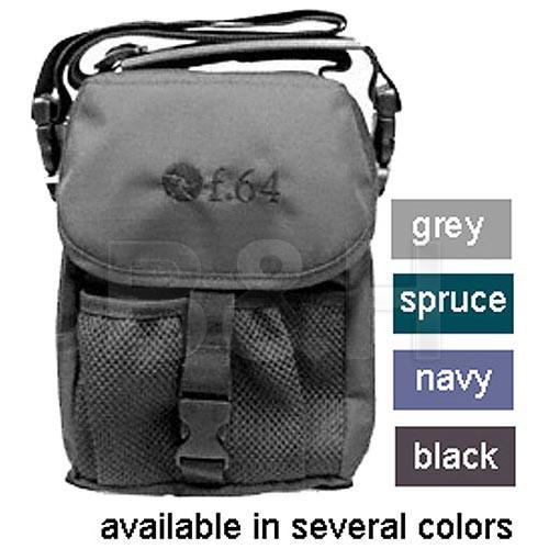 f.64 VT Camcorder Shoulder Bag (Navy)