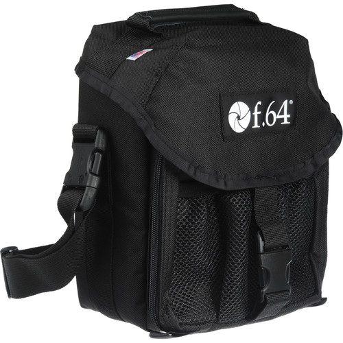 f.64 VT Camcorder Shoulder Bag (Black)