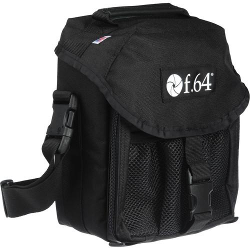 f.64 VT Camcorder Shoulder Bag (Black)