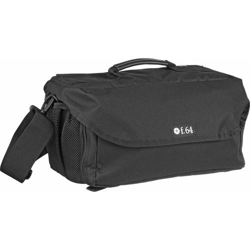 f.64 VTX Camcorder Shoulder Bag (Large, Black)