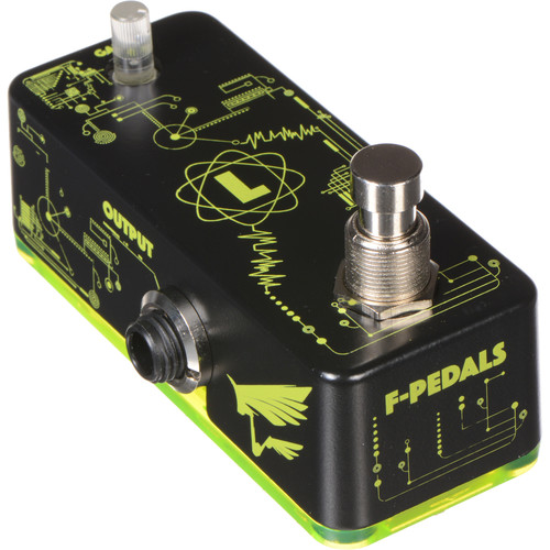 F-PEDALS Lorion - Neon Brothers Series - Buffer Clean Boost Pedal