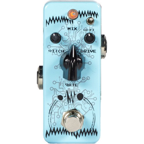 F-PEDALS Robotholic Modulator Boost Drive Effect Pedal