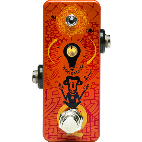 F-PEDALS PunQmonk Envelope Filter Pedal for Electric Guitar and Bass