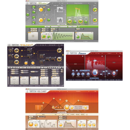 FabFilter Creative Bundle