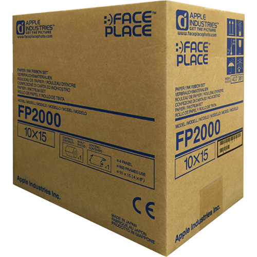 FACEPLACE FP2000 Roll Media