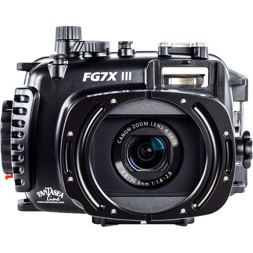 Fantasea Line FG7X III Underwater Vacuum Housing for Canon G7 X Mark III