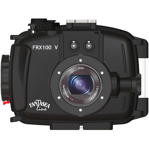 Fantasea Line FRX100 V Underwater Housing for Sony Cyber-shot RX100 III, IV, or V