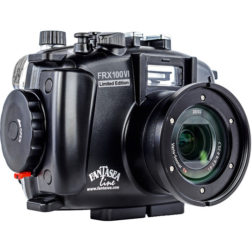 Fantasea Line FRX100 VI Limited Edition Housing for Sony RX100 VI Camera (24-66mm Zoom)
